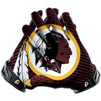 Men's Nike Washington Redskins Vapor Jet 2.0 Gloves