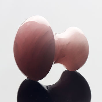 Natural Grey agate Rose quartz Massage Relaxation Stone For Body 2016 Chakra Healing Crystal reiki Health New Free pouch