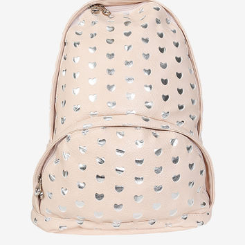 Cut Out My Heart Blush Backpack