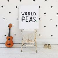 Plus Wall Stickers