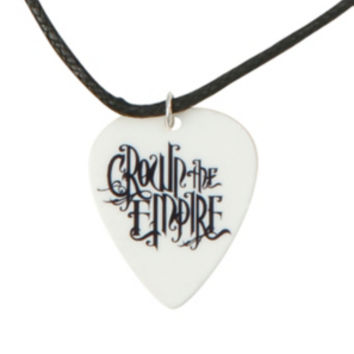 Crown The Empire Pick Cord Necklace
