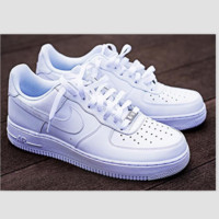 """Nike ""Fashion men's shoes air force  sandals leisure sports shoes"