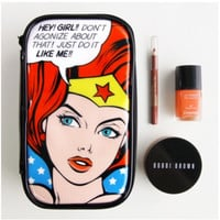 Pop Art Cosmetic Pouch