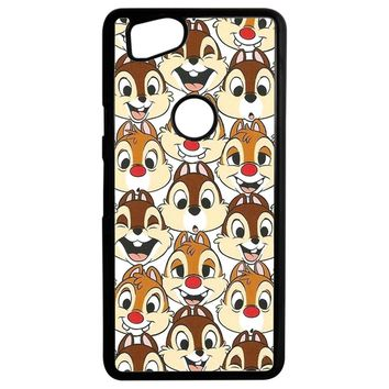 Chip And Dale Google Pixel 2 Case