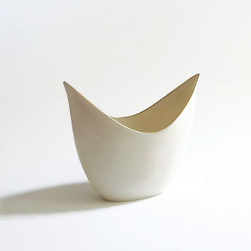 Modernist Lenox Bone China Vase