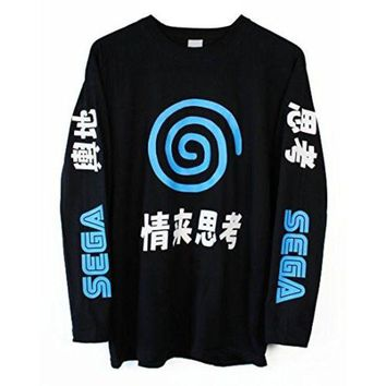 DCCKIJ2 Dreamcast Japanese Long Sleeve T-Shirt