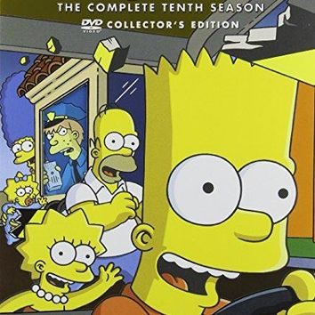 Simpsons: Season 10 [Import]