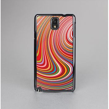 The Vibrant Colorful Swirls Skin-Sert Case for the Samsung Galaxy Note 3