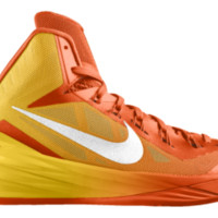Hyperdunk 2014 iD Custom Basketball Shoes - Orange