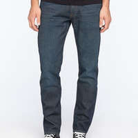 Levi's 501 Ct Harrison Mens Tapered Jeans Dark Denim  In Sizes