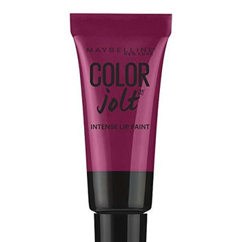 Maybelline New York Lip Studio Color Jolt Intense Lip Paint, Berry Naughty, 0.21 Fluid Ounce