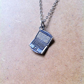Tool of the Trade laptop computer necklace