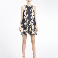 Cynthia Rowley - Bonded Racer A-Line Dress