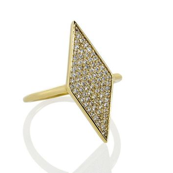 Diamond Pave Ring