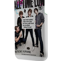 Best 3D Full Wrap Phone Case - Hard (PC) Cover with All Time Low Poster Design Design