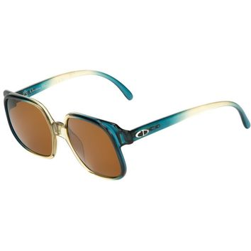Christian Dior Vintage bi-colour 70s sunglasses
