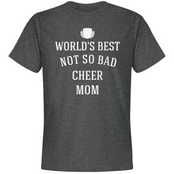 Not so bad cheer mom: Creations Clothing Art