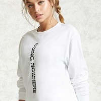 Active Long-Sleeve Graphic Tee