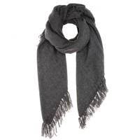 Zila cashmere and wool scarf