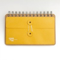 Poketo Stand by Me Planner - Spiral