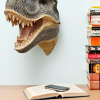 Statement Fun for Your Life Wall Decor in Dino by ModCloth