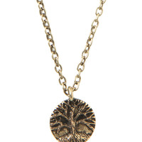 LOVEsick Tree Of Life Necklace