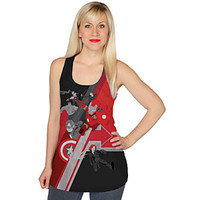 Avengers Ladies' Tank Top