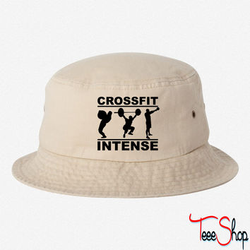 CrossFit Intense bucket hat