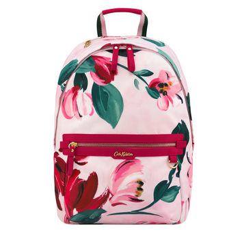 Large Paintbox Flowers Aster Backpack | The Paintbox Collection | CathKidston