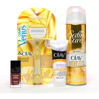 Walmart: Gillette Venus & Olay Indulgence Holiday Gift Pack, 4 pc