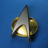 Star Trek TNG Communicator Badge