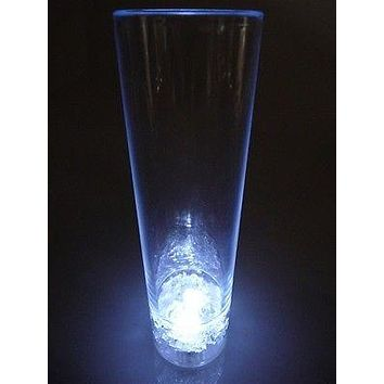 LED Plastic Cups Base Light Lamps