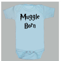 Muggle Born from Jayded Rose Graphic Designs