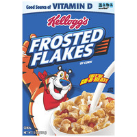 Walmart: Kellogg's Frosted Flakes Cereal, 15 oz