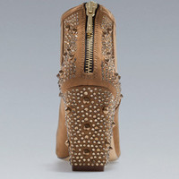 HIGH HEEL STUDDED ANKLE BOOT - Shoes - Woman - ZARA United Kingdom