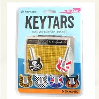 Keytars - Guitar Key Covers