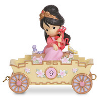 Disney ''Nine is Divine'' Ninth Birthday Mulan Figurine by Precious Moments | Disney Store