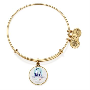 141 Kentucky Derby® Logo Charm Bangle