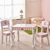 Fantasy Fields - Princess & Frog Table & Set of 2 Chairs