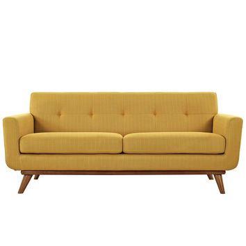 Engage Loveseat - Citrus