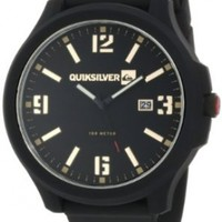 Quiksilver Men's M154BS-BLG Analog Silicone Jacket Watch