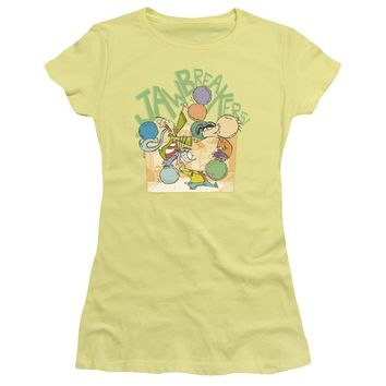 Ed Edd N Eddy - Jawbreakers Short Sleeve Junior Sheer