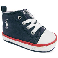 Ralph Lauren Baby Boys' Harbour Canvas High-Tops