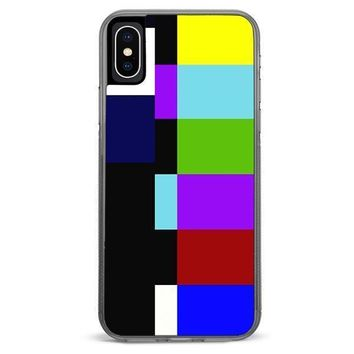Tv Nightmare iPhone XR case