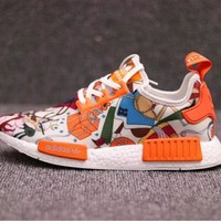 Hermes & Adisas NMD R1 fashion brand want sports shoes F