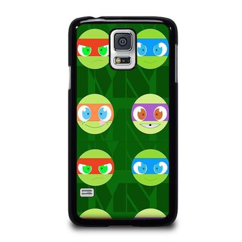 teenage mutant ninja turtles babies tmnt samsung galaxy s5 case cover  number 1