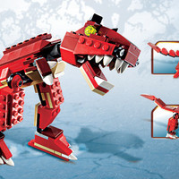 LEGO.com  Creator : Products - Creatures - 6914