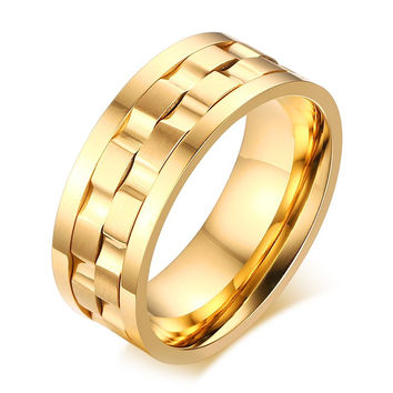 Alloy Rotatable Ring