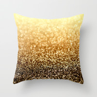 Cappuccino Throw Pillow by Lisa Argyropoulos