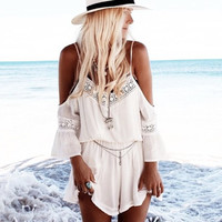 Gypsy Warrior Romper